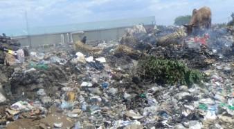 Waste in Kisumu, Kenya  (from VictoPlast website)